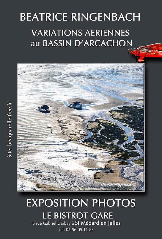 Variations Aériennes au Bassin d'Arcachon